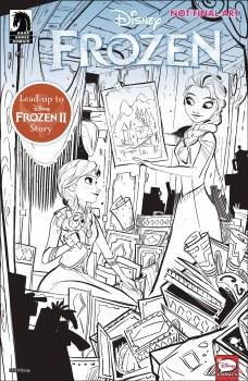 Disney Frozen True Treasure #1 (of 3) Cvr A Kawaii Studio