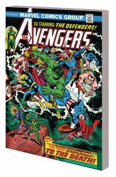 Avengers Defenders War TP New