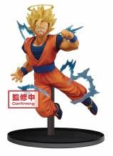 Dragon Ball Z Dokkan Battle Collab Ss2 Goku Figure