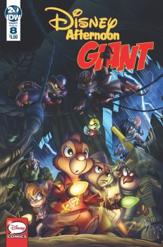 Disney Afternoon Giant #8 (C: