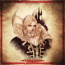 Castlevania Symphony of the Night Original Soundtrack 10in LP