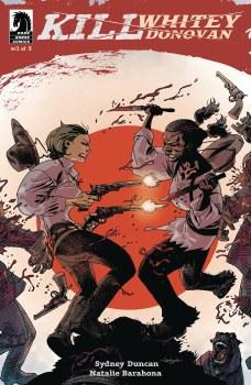 Kill Whitey Donovan #1 (of 5) Cvr A Pearson