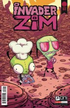 Invader Zim #50 Cvr B Mcginty