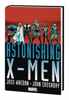 Astonishing X-Men Whedon Cassaday Omnibus HC VOL 01 New Ptg
