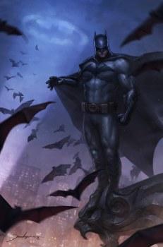 Batmans Grave #3 (of 12) Var E