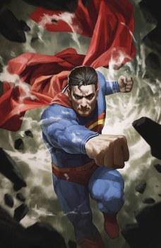 Superman #18 Var Ed