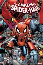 Spider-Ham #1 (of 5) Art Adams 8 Part Connecting Var