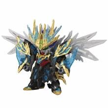 Sangoku Soketsuden 29 Tien Ba Cao Cao Wing Gundam Sd Model Kit