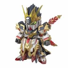 Sangoku Soketsuden 30 Gan Ning Crossbone Gundam Sd Model Kit