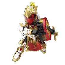 Sangoku Soketsuden 31 Gundam Artemie Xiao Qiao Sd Model Kit