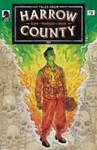 Tales From Harrow County Deaths Choir #2 (of 4) CvrA Franqu