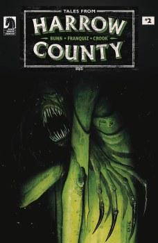 Tales From Harrow County Deaths Choir #2 (of 4) Cvr B Crook