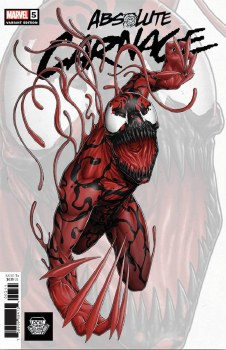 LCSD 2019 Absolute Carnage #5 (of 5) Artist Var