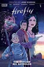 Firefly Outlaw Ma Reynolds #1 Cvr B Walsh