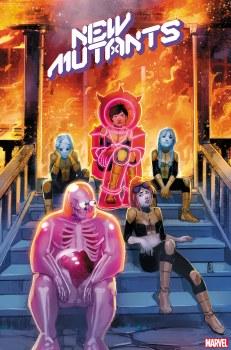 New Mutants #6 Dx