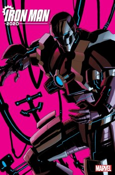 Iron Man 2020 #1 (of 6)