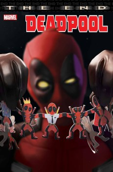 Deadpool the End #1