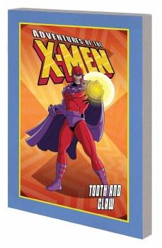 Adventures of X-Men GN TP Toot