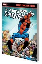 Amazing Spider-Man Epic Coll T