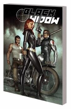 Black Widow TP Widowmaker