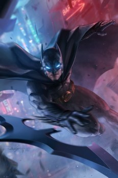 Batmans Grave #4 (of 12) Var Ed