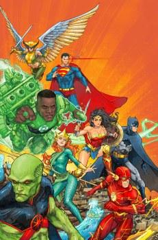 Justice League #39 Var Ed