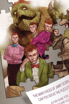 Supermans Pal Jimmy Olsen #7 (of 12) Var