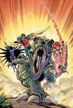 Titans Burning Rage #6 (of 7)