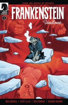 Frankenstein Undone #1 (of 5) Cvr A Stenbeck