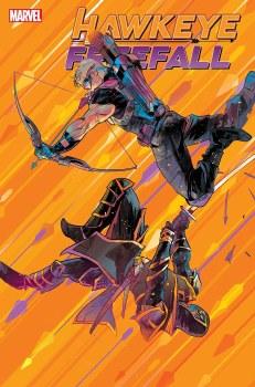 Hawkeye Freefall #1 Schmidt Va