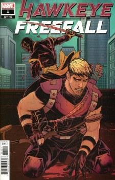 Hawkeye Freefall #1 Torque Var