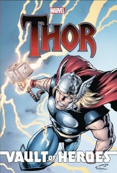 Marvel Vault of Heroes Thor TP VOL 01