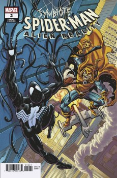Symbiote Spider-Man Alien Reality #2 (of 5) Saviuk Var
