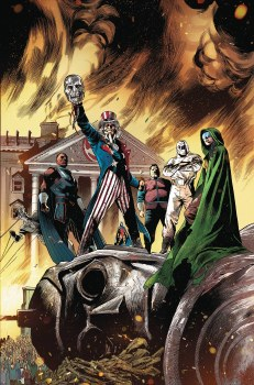 Freedom Fighters #12 (of 12)