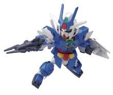Gundam Build Divers 15 Earthree Gundam Sdcs Model Kit