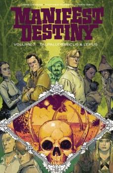 Manifest Destiny TP VOL 07 (Mr