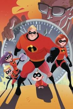 Disney Pixar Incredibles 2 Slow Burn #1 (of 3) Cvr B Kawaii