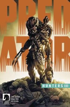 Predator Hunters Iii #1 (of 4)