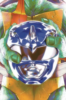 Power Rangers Teenage Mutant Ninja Turtles #3 Mike Montes (C