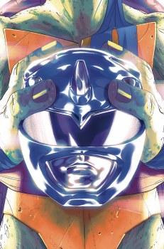 Power Rangers Teenage Mutant Nnja Turtles #3 Don Montes (C: