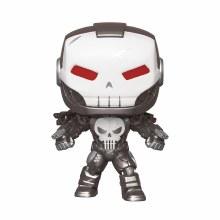 Pop Marvel Punisher War Machine Px Vinyl Figure