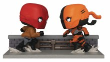Sdcc 2020 Pop Comic Moment Red Hood Vs Deathstroke Px Figure