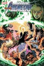 Savage Avengers #0 Tan Var