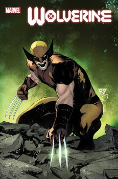 Wolverine #1 Silva Var Dx