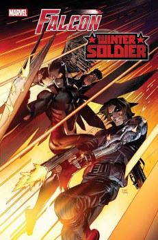 Falcon & Winter Soldier #1 Pos
