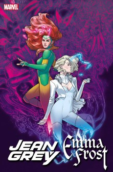 Giant Size X-Men Jean Grey & E