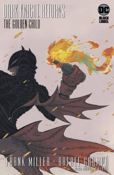 Dark Knight Returns The Golden Child #1 Rafael Grampa Var