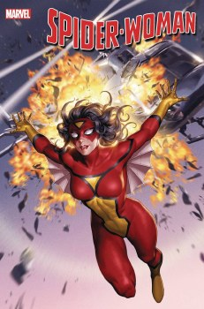 Spider-Woman #1 Classic Cover