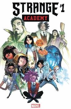 Strange Academy #1 Poster