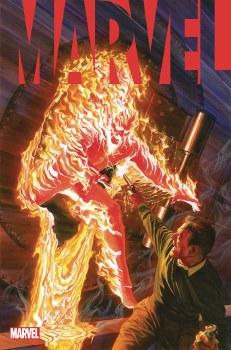 Marvel #1 Poster